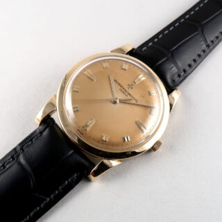 Vacheron Constantin Ref. 6031 circa 1955 | 18ct gold manual vintage wristwatch