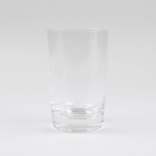 Star Etched Glass Tumbler